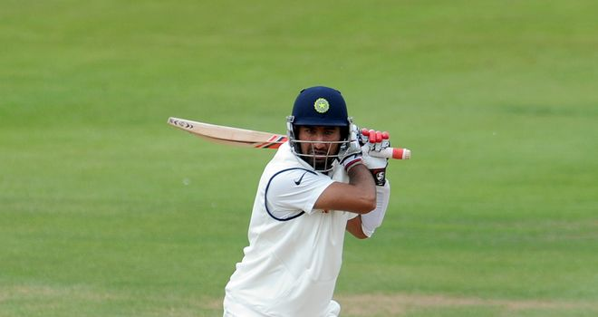 Cheteshwar Pujara: typically unhurried knock