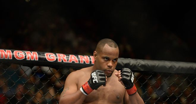 Daniel Cormier fights Jon Jones at UFC 178