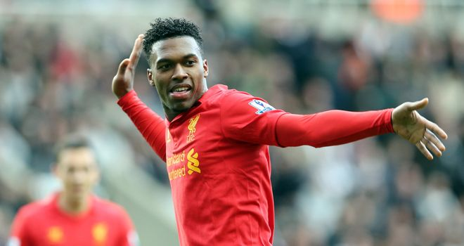 Daniel Sturridge: Opened the scoring for Liverpool