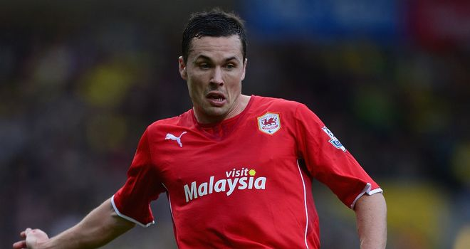 Don Cowie: Ready to call time on a three-year stint at Cardiff