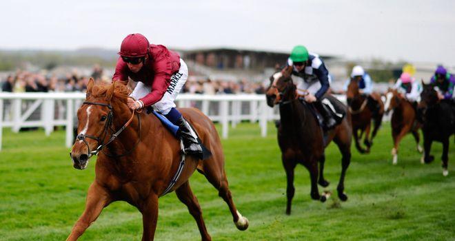 Eagle Top: Could run at York