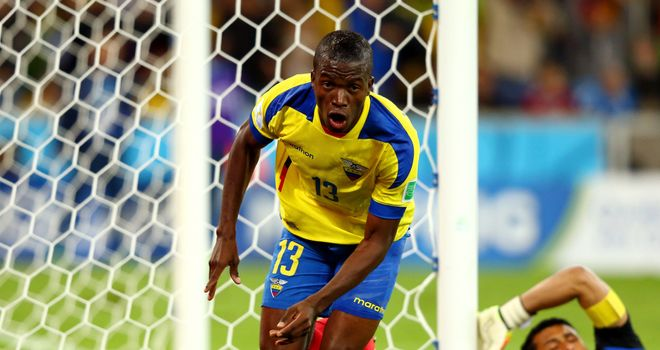 Enner Valencia: Confident West Ham can challenge for European qualification