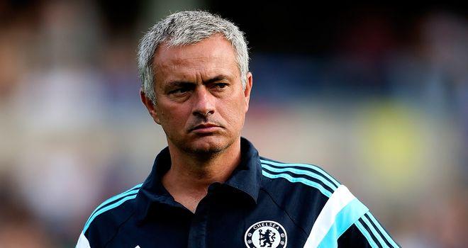 Jose Mourinho: Fitness key to his selection plans