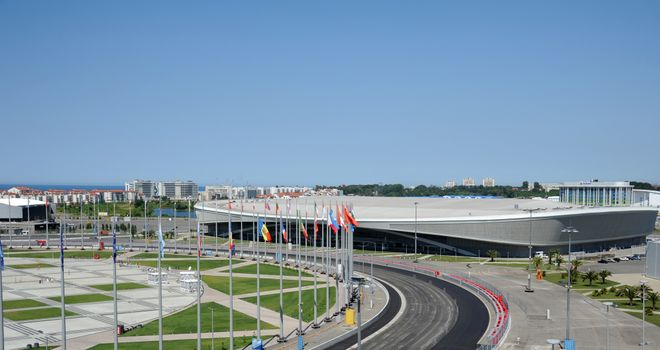 The Sochi Autodrom: F1 comes to town in October