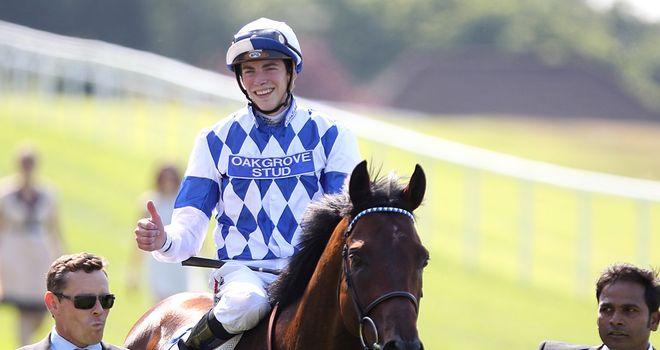 Al Kazeem: Windsor winner