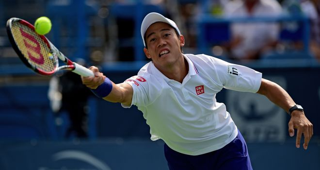 Kei Nishikori: Injury continues to worry Japanese star