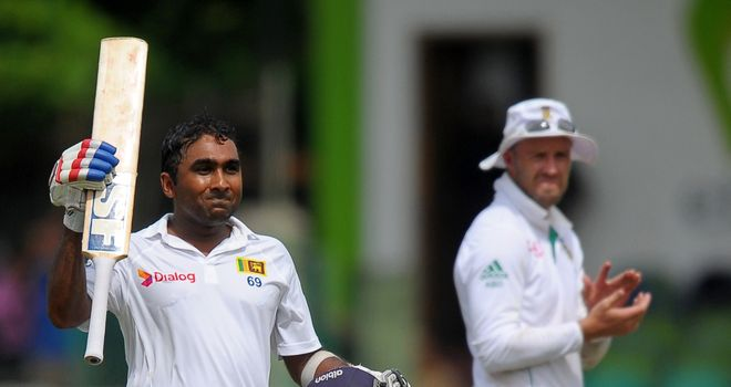 Mahela Jayawardene: 11th Test hundred at the SSC