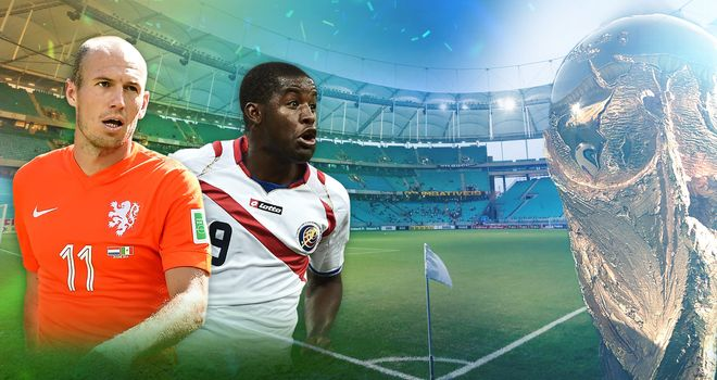 Betting tips for Holland v Costa Rica: Predicted line ups & essential facts and stats