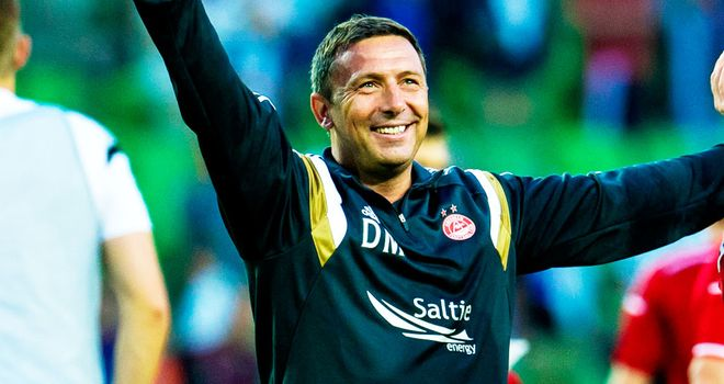 Derek McInnes was pleased with Aberdeen's victory at Rugby Park