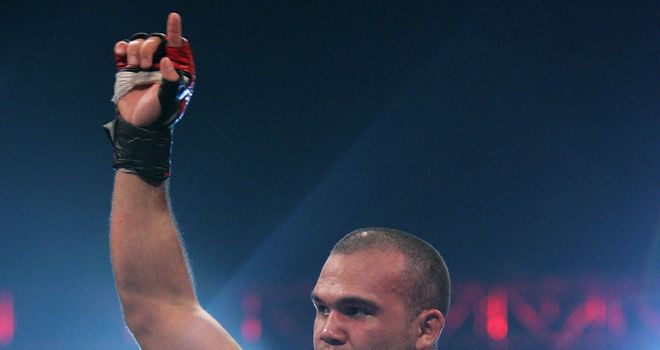 Robbie Lawler: Claimed points victory over Matt Brown in welterweight clash