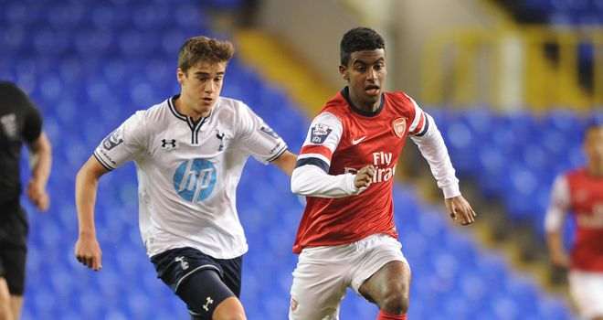 Harry Winks: Highly rated at Tottenham