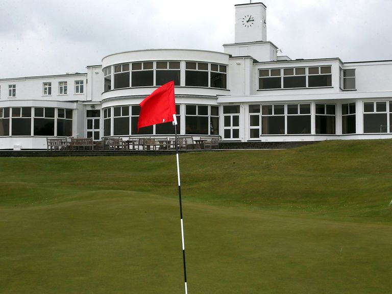 Royal Birkdale: Will stage the Open in 2017