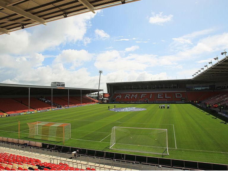 Bloomfield Road: Will hold next season's Summer Bash