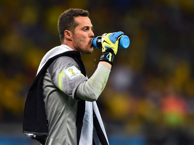 Julio Cesar: Has returned to QPR