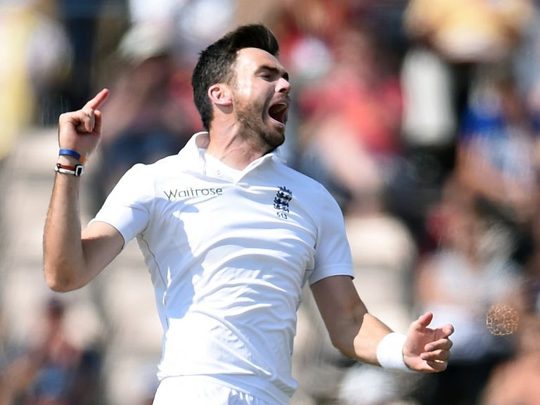 James Anderson: Will learn his fate on Friday