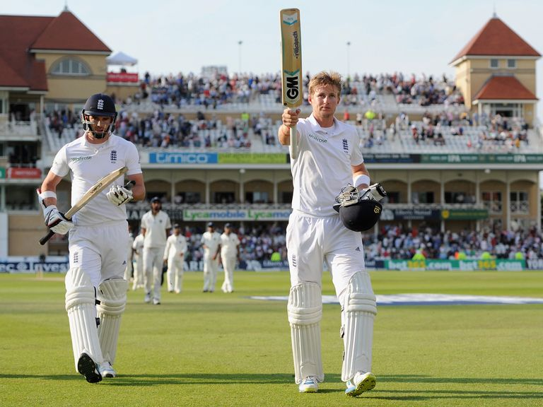 Joe Root: Now 16th in the world batting rankings
