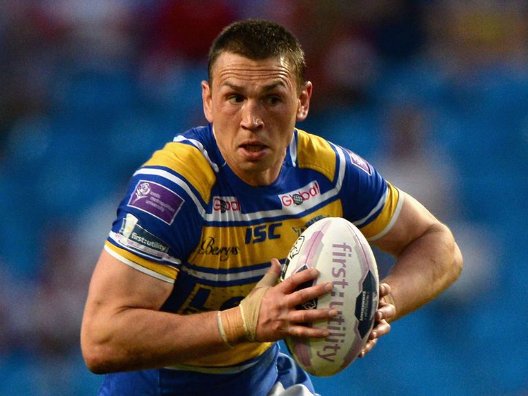 Kevin Sinfield: Can the catalyst for a Leeds victory
