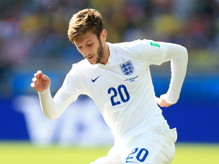 Adam Lallana: Suffers an injury blow