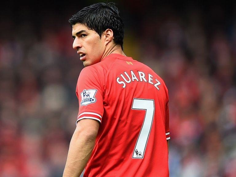 Luis Suarez: Set for Barca switch