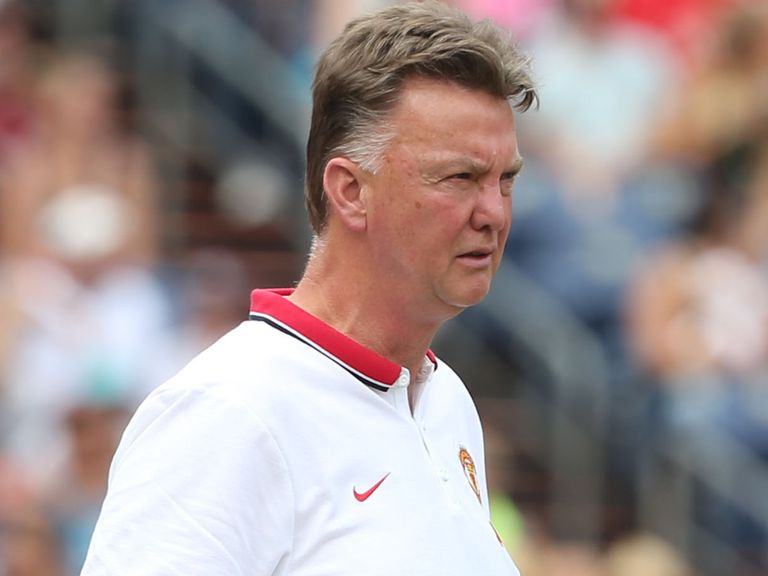 Louis van Gaal: New Manchester United manager