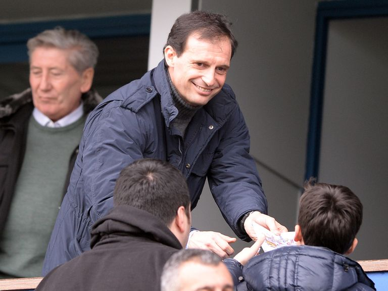Massimiliano Allegri: Set to be the new Juventus manager
