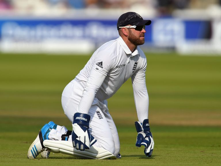 Matt Prior: Set for Achilles surgery next month