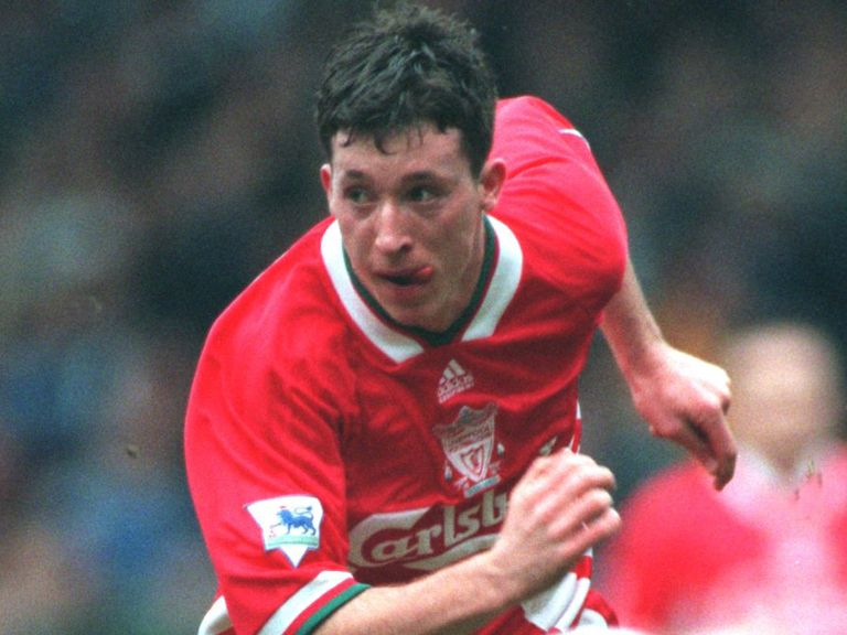 Robbie Fowler: Returned to Liverpool as an ambassador