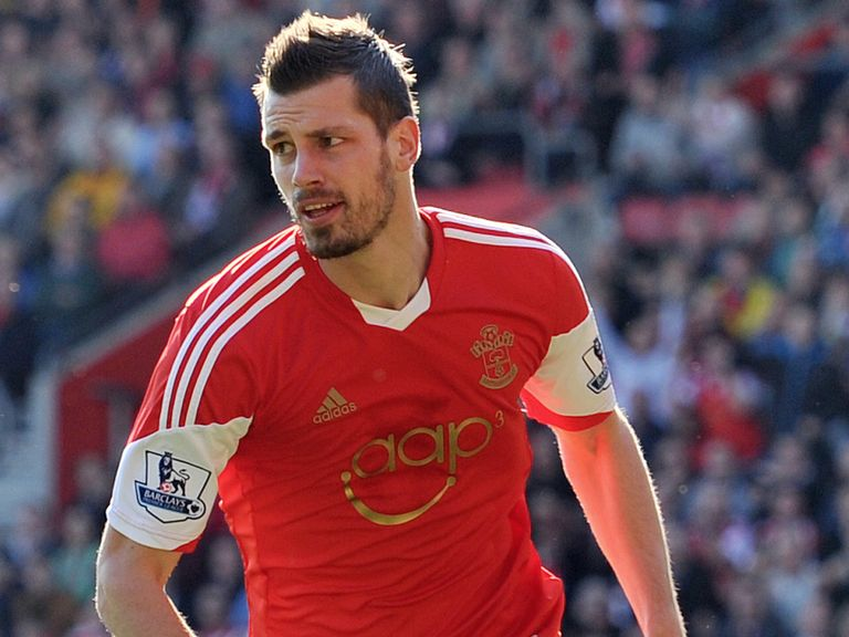 Morgan Schneiderlin: Fuming at Southampton