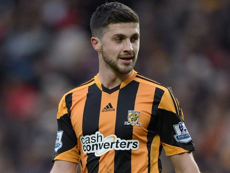 Shane Long: The subject of a big-money bid from Southampton