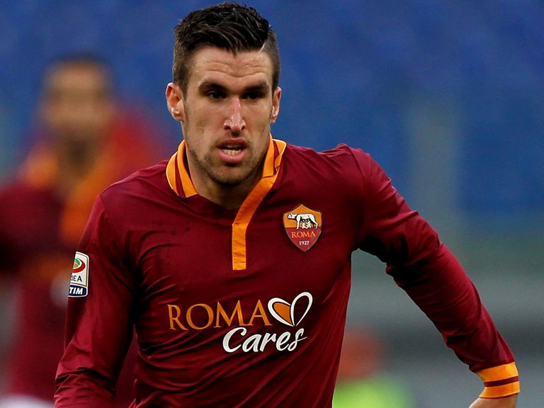 Kevin Strootman: Linked with Man Utd switch