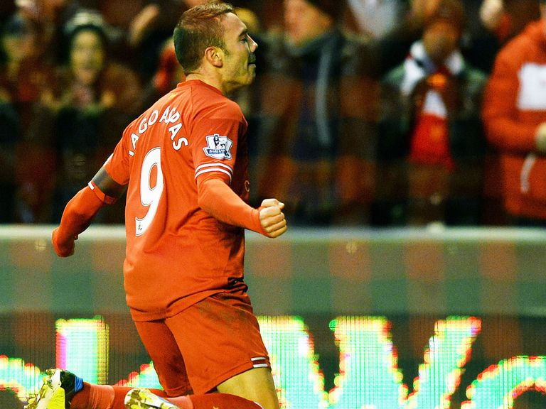 Iago Aspas: Liverpool forward loaned to Sevilla