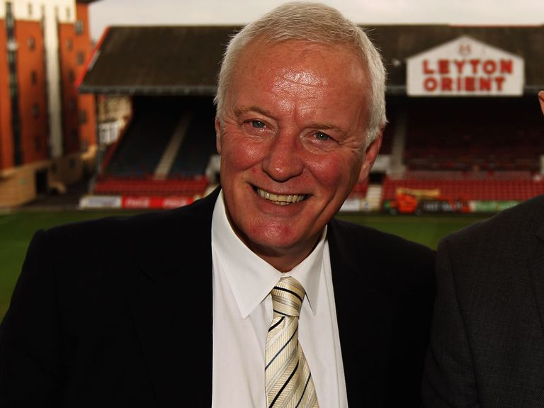 Barry Hearn: Has sold his 90% share in Leyton Orient