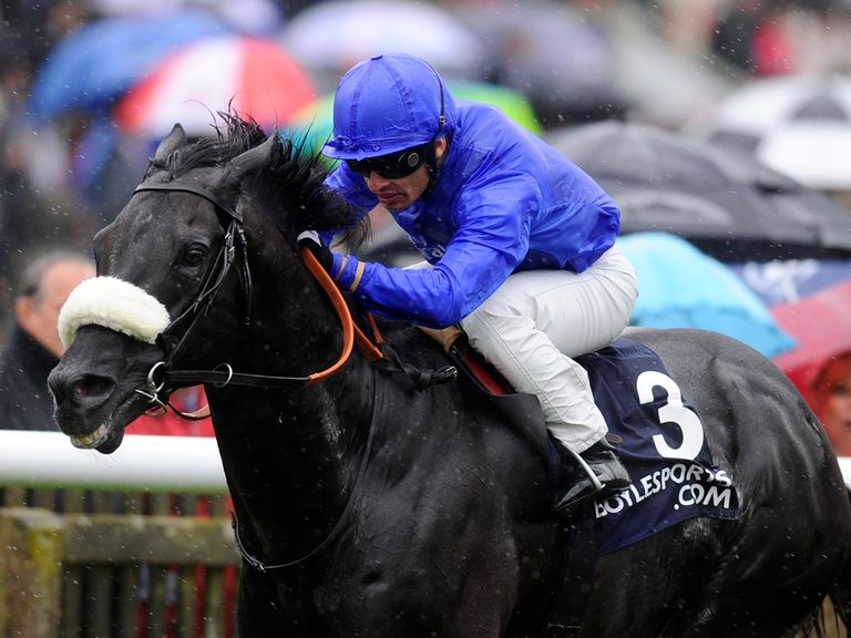 Cavalryman: Taken to win at Goodwood