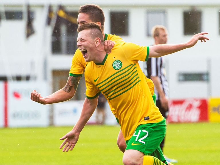 Callum McGregor: Can find the net once more
