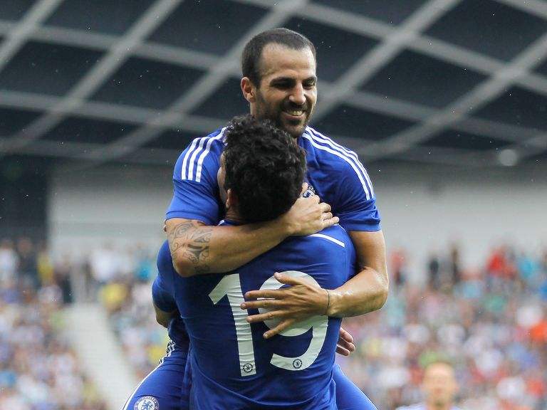 Cesc Fabregas: Backed for Sky Sports Fantasy Football points