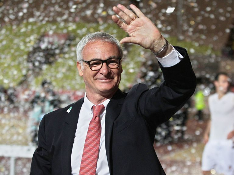 Claudio Ranieri has taken over the Greece national team