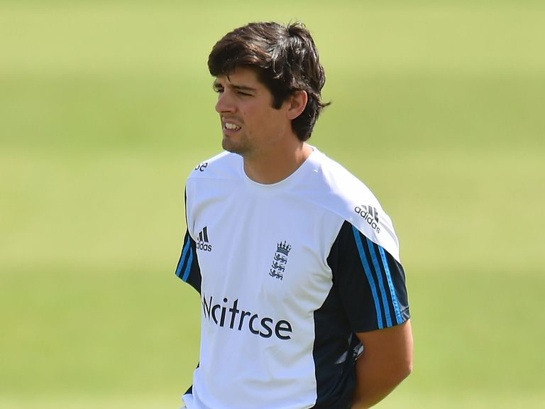 Cook: Confident that Prior will be fit to play