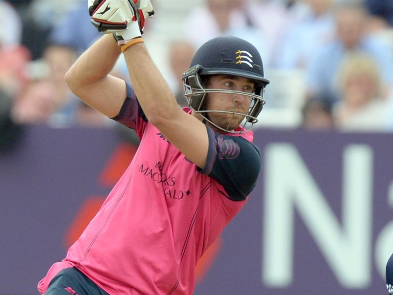Dawid Malan: Can take centre stage for Middlesex today