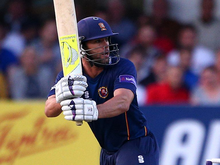 Mark Pettini: Helped Essex claim victory