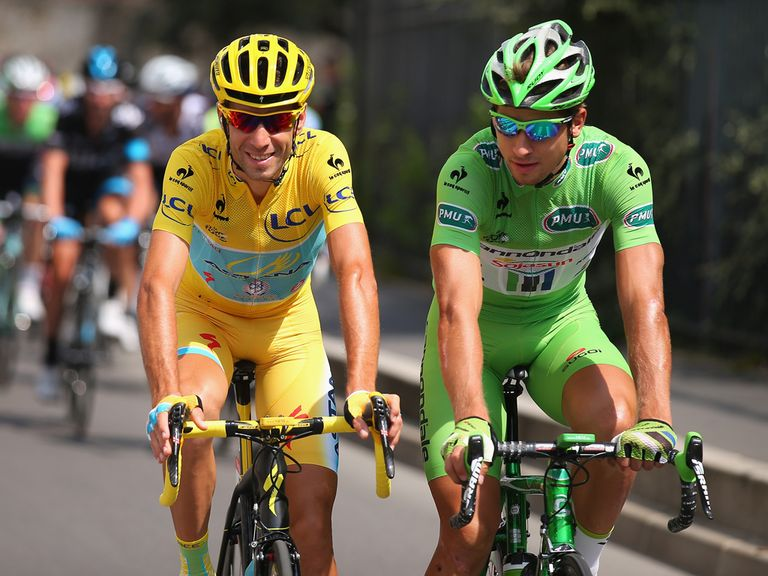 Vincenzo Nibali has become only the sixth rider in history to have won all three Grand Tours