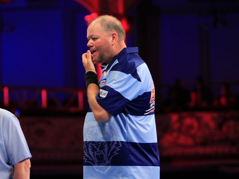 Raymond van Barneveld: Knocked out in Sydney