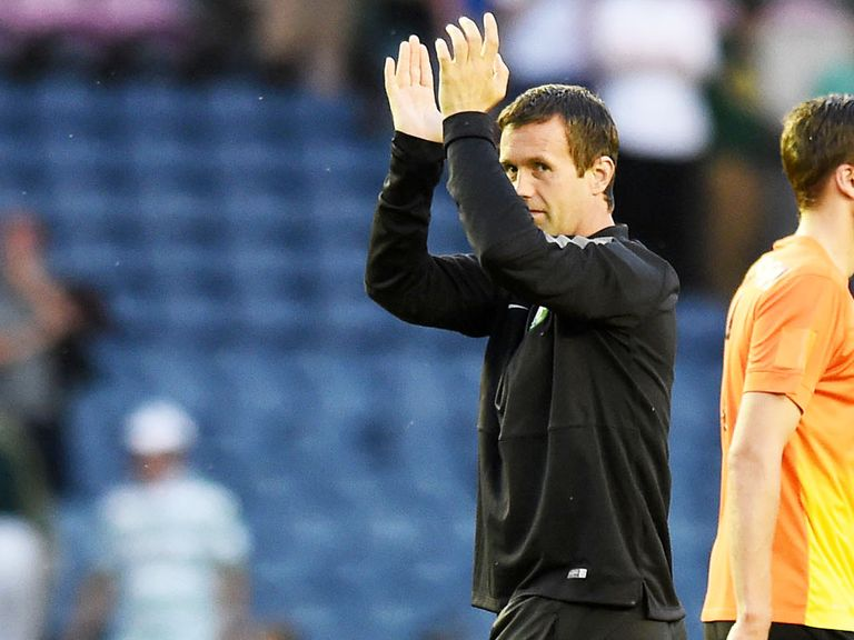 Ronny Deila: Celtic manager will be a relieved man