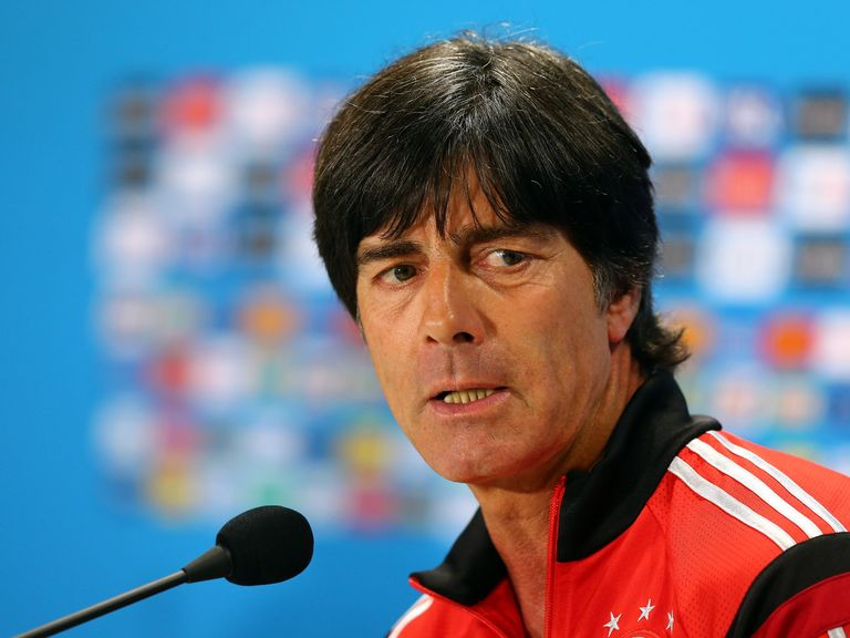 Joachim Loew has signed a contract extension