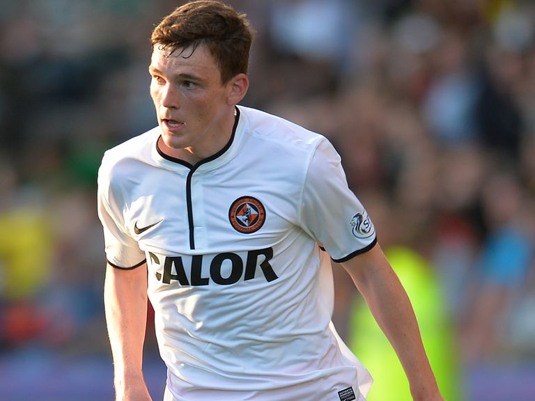 Andy Robertson: Made the move to Hull