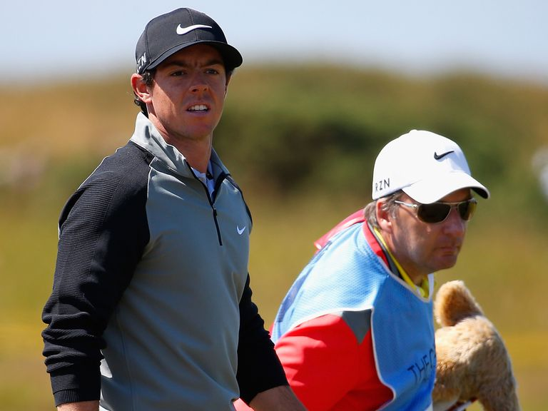 McIlroy: Has been hindered recently by poor second rounds