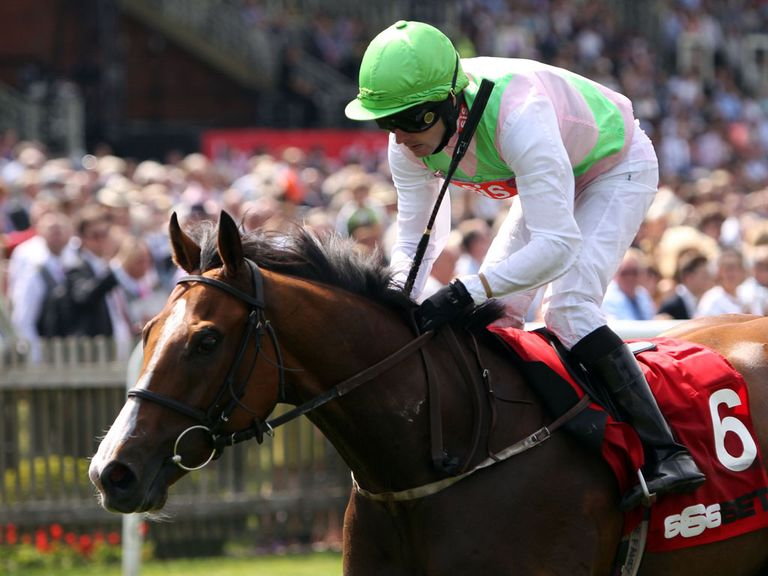 Heaven's Guest: Fast ground would be worry in Betfred Mile