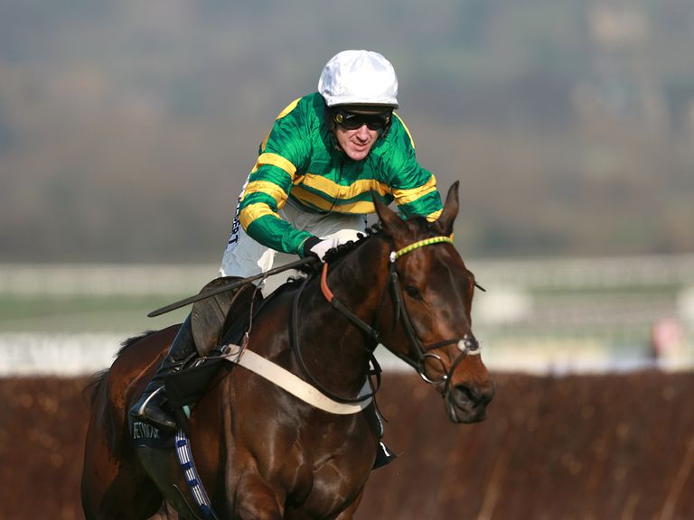 Tony McCoy rides Price Boost runner Mission Complete