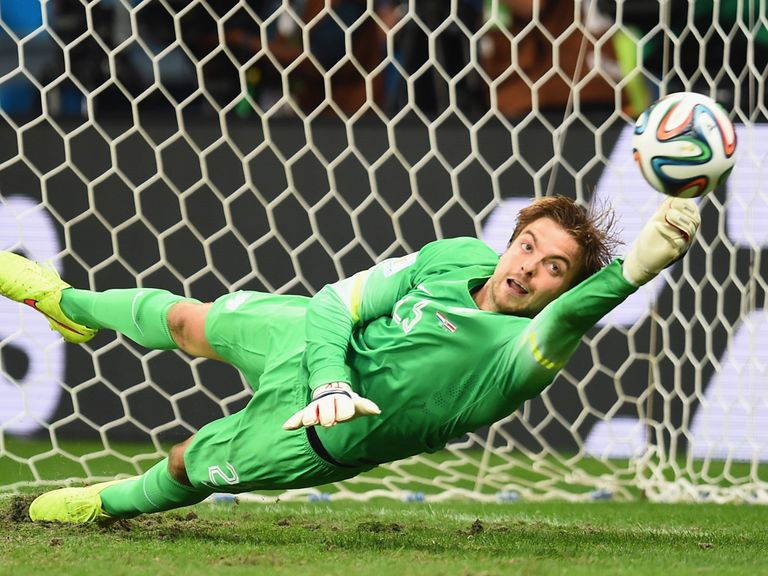Tim Krul: Penalty king