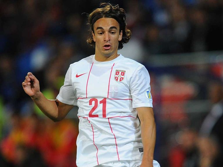 Lazar Markovic: Completes Liverpool move