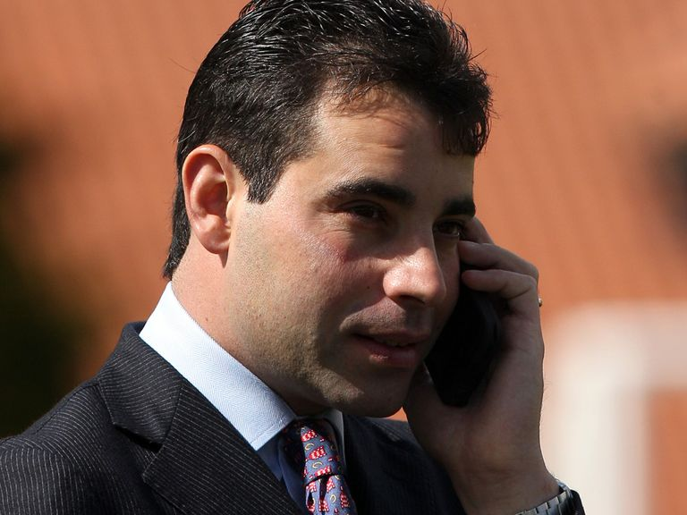 Marco Botti, trainer of Aqlette.